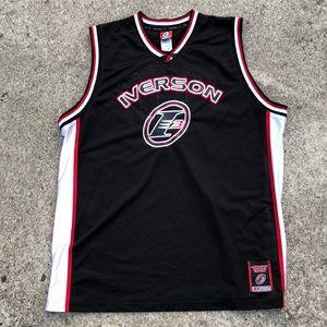 Reebok Iverson Jersey size 3xl